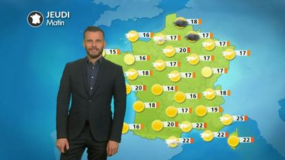 Demain : toujours aussi chaud !